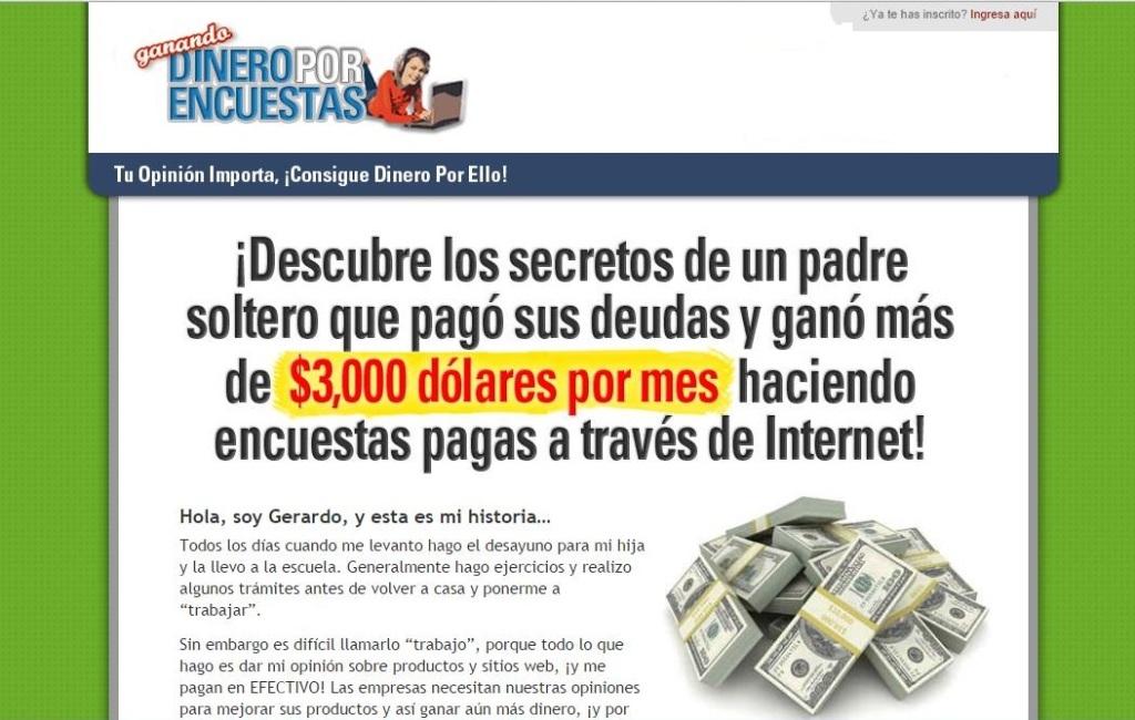 Ganar Dinero por Internet es posible