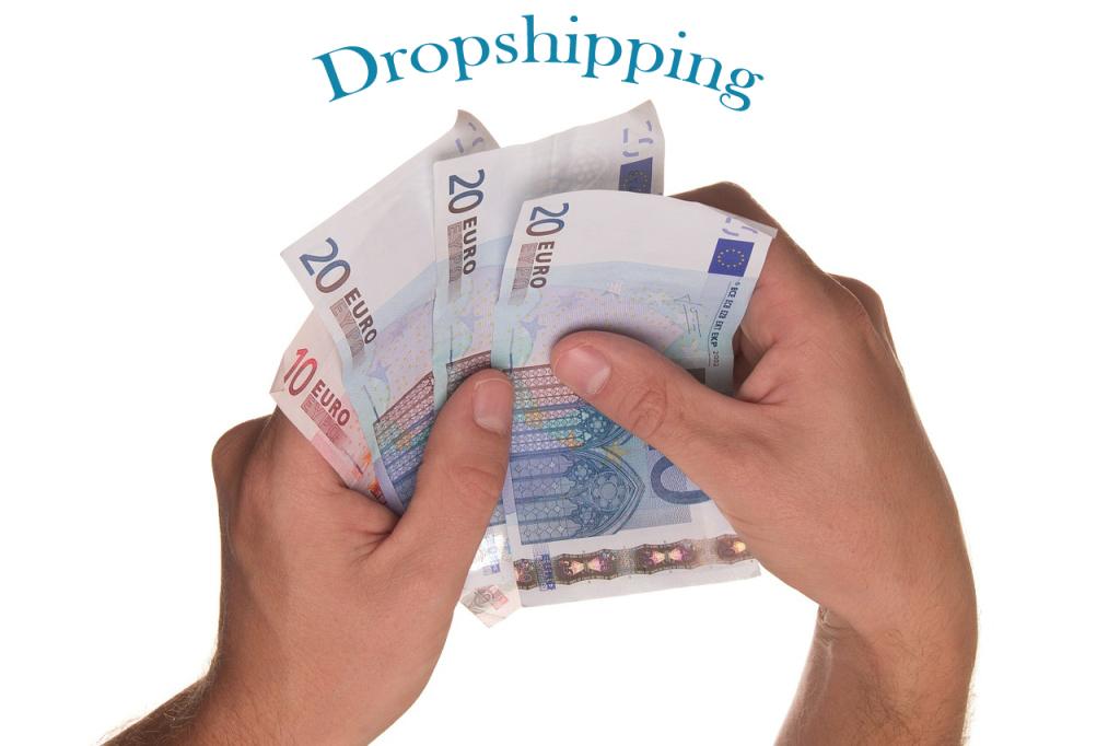 Ganar Dinero Con Dropshipping