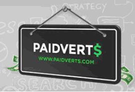 Paidverts: Una de las mejores Ptc