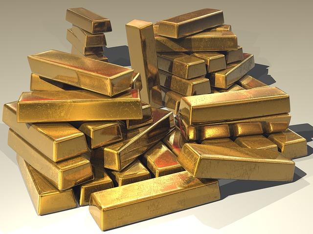 negocio de compra y venta de oro