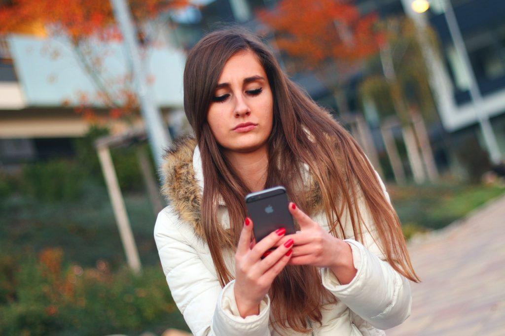 Interacción de clientes con redes sociales