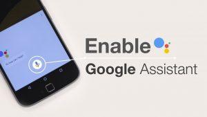 Hacia donde apunta Google Assistant