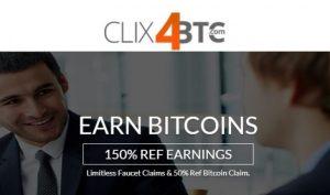 como conseguir Bitcoin en Clix4btc