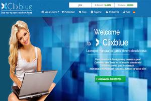 Generando Ingresos con ClixBlue (PTC)